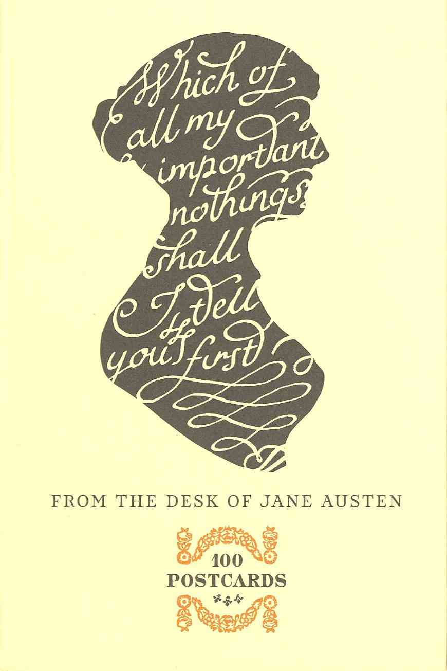 From the Desk of Jane Austen By Potter Style (COR)